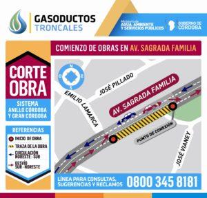 INICIO DE OBRAS Corte SAGRADA FAMILIA 01 • Canal C