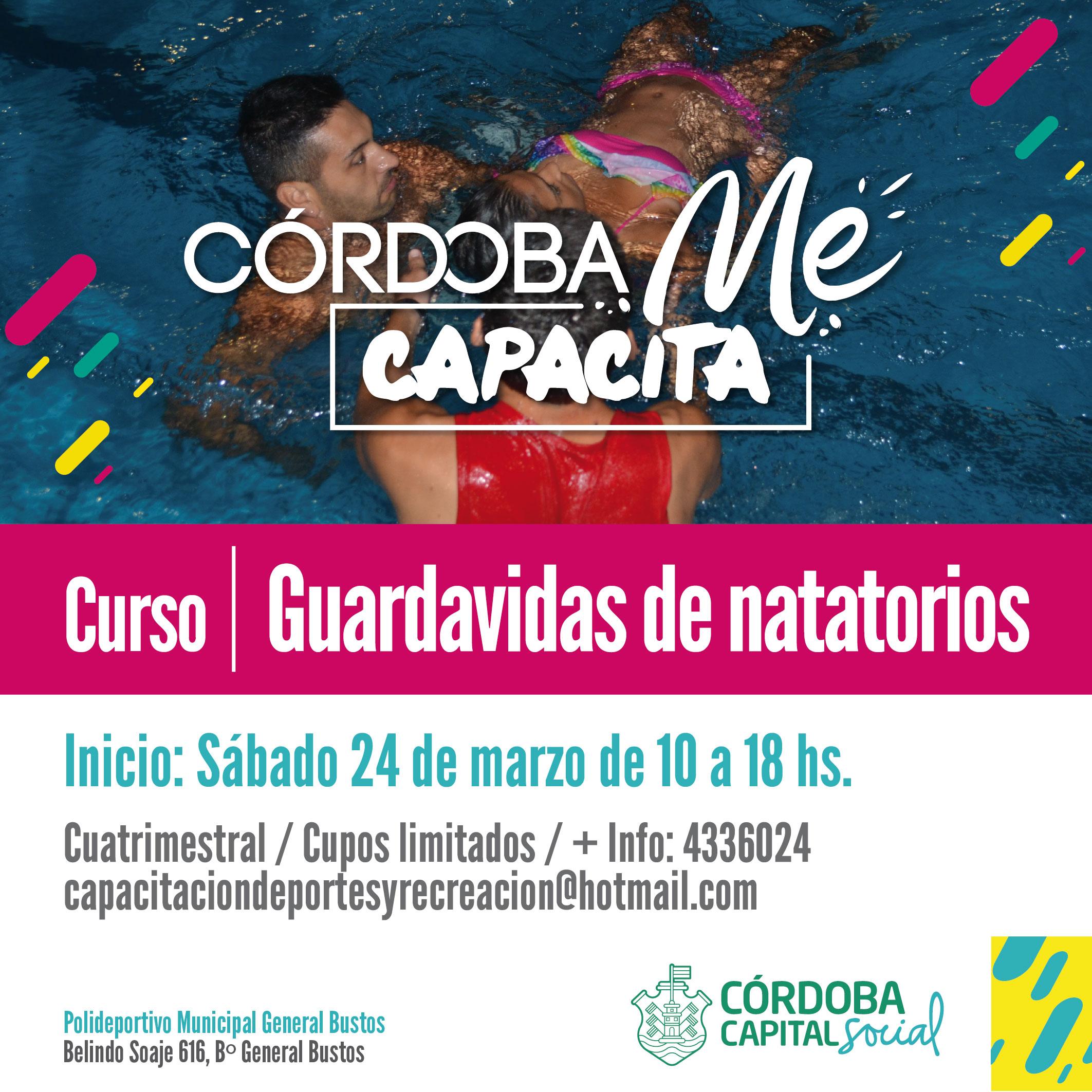 flyer Curso de Guardavidas 01 • Canal C