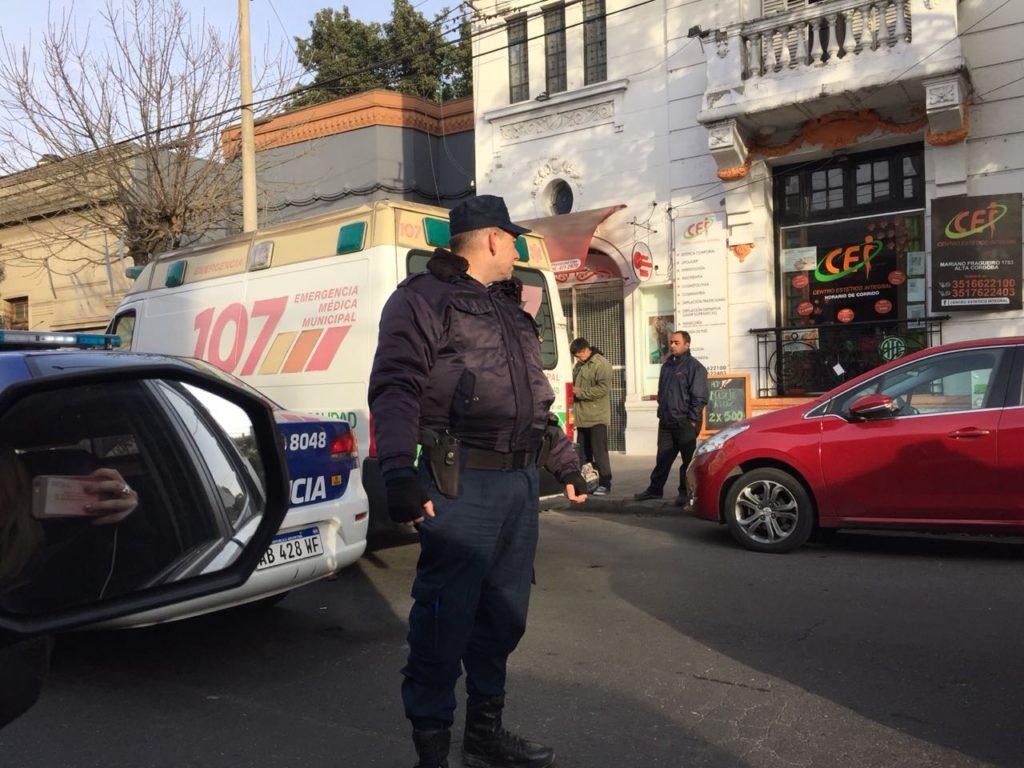 Impresionante choque en cadena en Alta Córdoba • Canal C