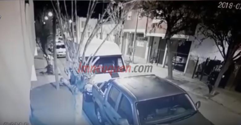 d7be9edeb031d3 Una joven neuquina denunció a través de un video subido a las redes  sociales que su ex pareja y padre de sus dos hijos intentó matarla cortando  los frenos ...