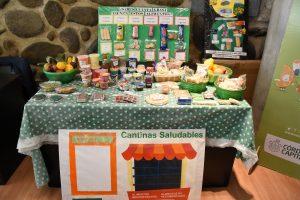 Más colegios cambian los kioscos por cantinas saludables • Canal C