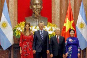 Macri logró acuerdos en Vietnam • Canal C