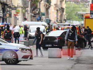 13 heridos por una explosión en Lyon • Canal C