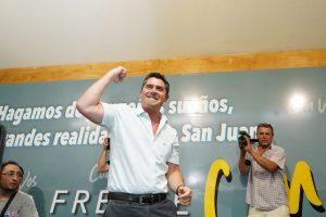 San Juan elige gobernador este domingo • Canal C