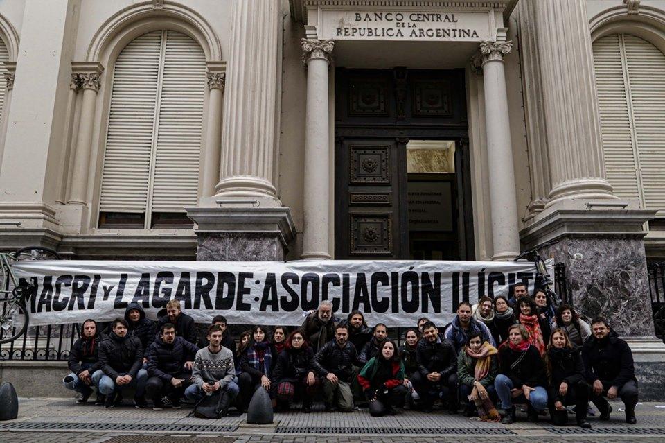 Grabois denunció penalmente a Mauricio Macri y Christine Lagarde • Canal C