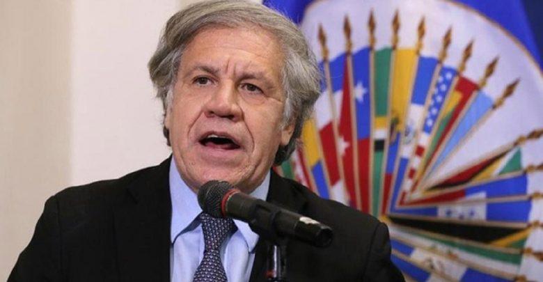 """Luis Almagro: """"Hubo un golpe en Bolivia, y ocurrió con el fraude electoral""""  – Canal C"""