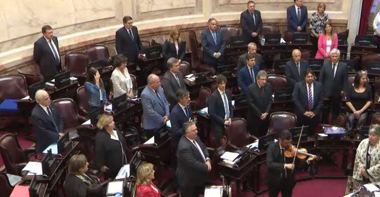 debate en vivo en el senado