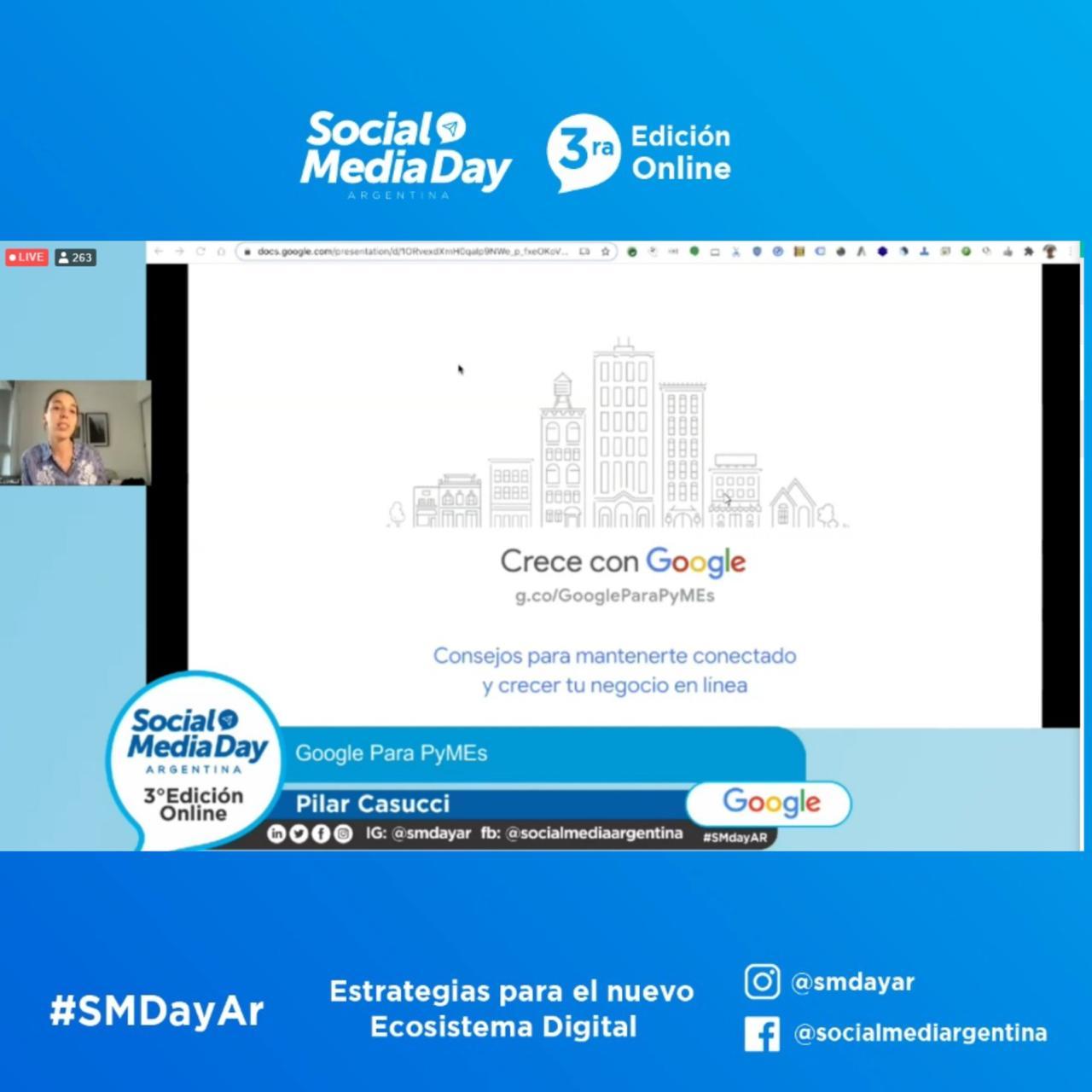 En la 3° edición del SMDay dieron presente el E-Commerce y la publicidad digital • Canal C