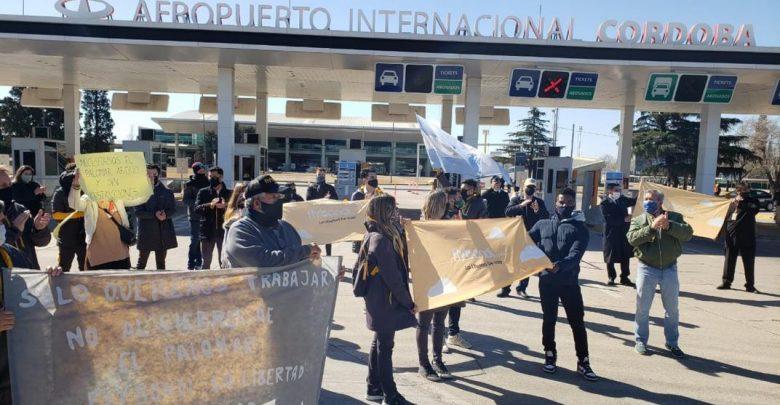 Trabajadores de Flybondi se movilizan en todo el país – Canal C