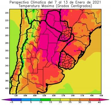 Alerta amarilla para la provincia de Córdoba • Canal C