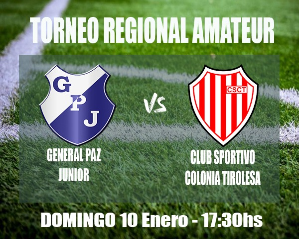 Ya podés adquirir tus entradas para el debut de Juniors en el Regional Amateur vía streaming • Canal C