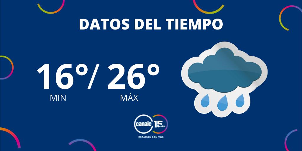 Martes gris y lluvioso en Córdoba • Canal C
