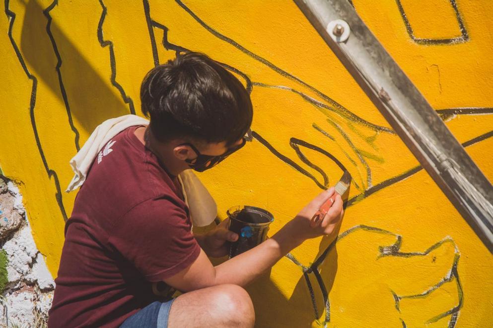 "Llega el concurso de murales ""ECOlores"" • Canal C"