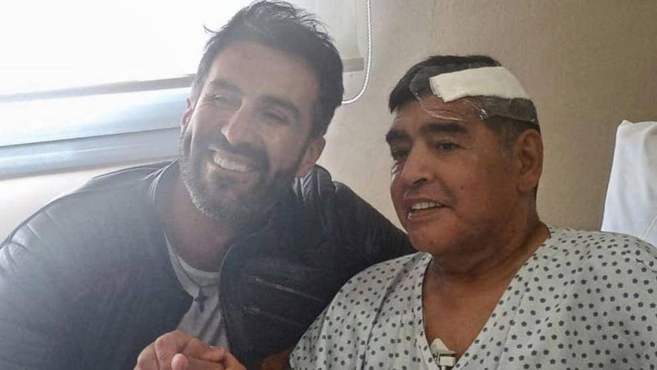 Maradona agonizó 12 horas • Canal C