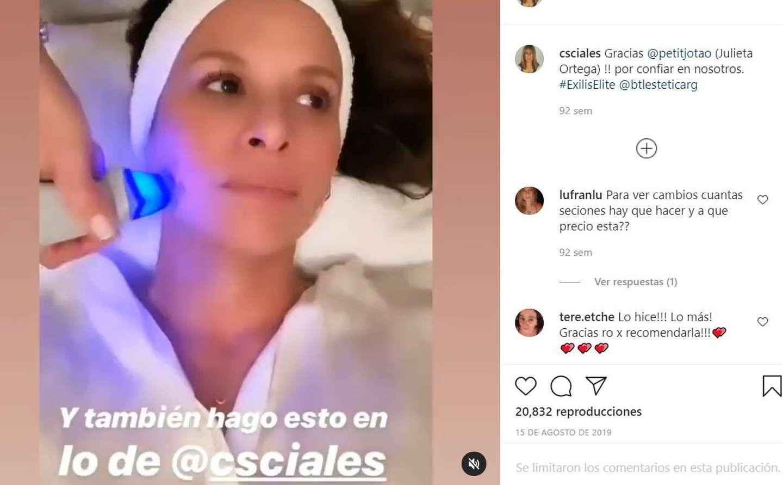 Clausuraron la clínica de Cristina Sciales, la esteticista de los famosos • Canal C