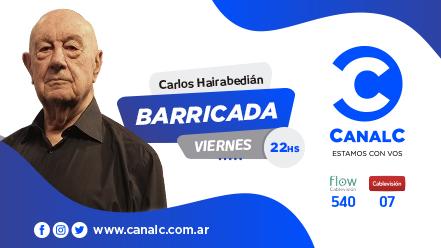 CANAL C Banner Barricada • Canal C