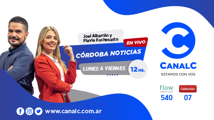 CANAL C Banner Córdoba Noticias 1 • Canal C