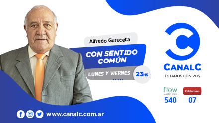 CANAL C Banner Con sentido comun • Canal C