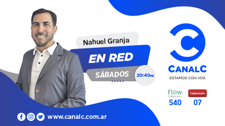 CANAL C Banner EN RED • Canal C