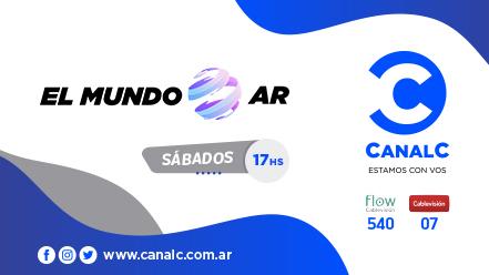 CANAL C Banner El mundo punto ar • Canal C