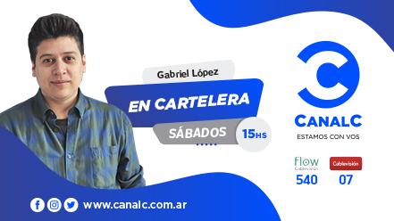 CANAL C Banner En cartelera • Canal C