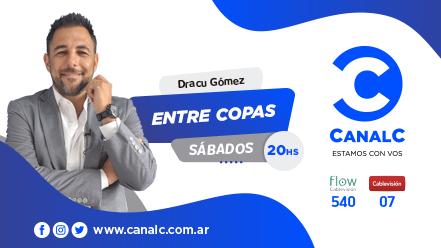 CANAL C Banner Entre copas • Canal C