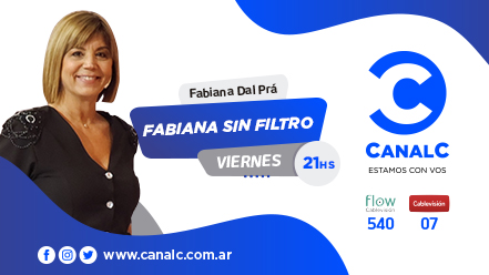 CANAL C Banner Fabiana sin filtro • Canal C