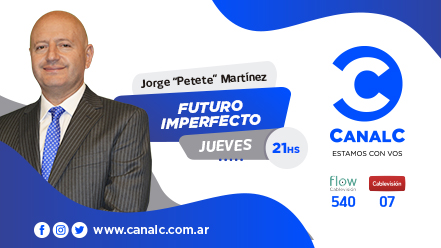 CANAL C Banner Futuro Imperfecto • Canal C