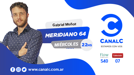 CANAL C Banner Meridiano 64 1 • Canal C