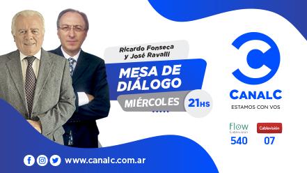 CANAL C Banner Mesa de dialogo 1 • Canal C
