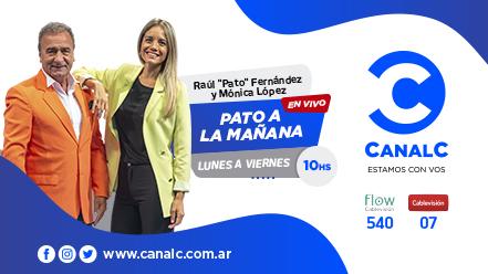 CANAL C Banner Pato a la mañana • Canal C