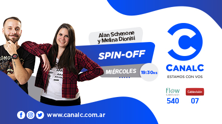 CANAL C Banner Spin off • Canal C