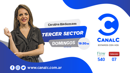 CANAL C Banner TERCER SECTOR • Canal C