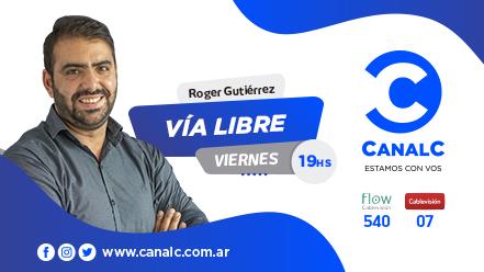 CANAL C Banner VIA LIBRE • Canal C