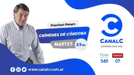 CANAL C Banner crimenes de cordoba 1 • Canal C