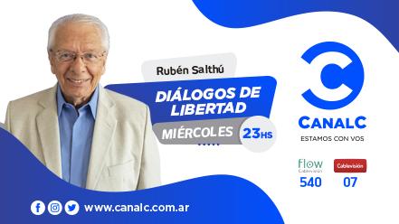 CANAL C Banner dialogos de libertad • Canal C