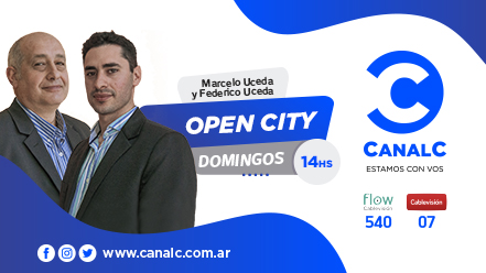 CANAL C Banner open city • Canal C