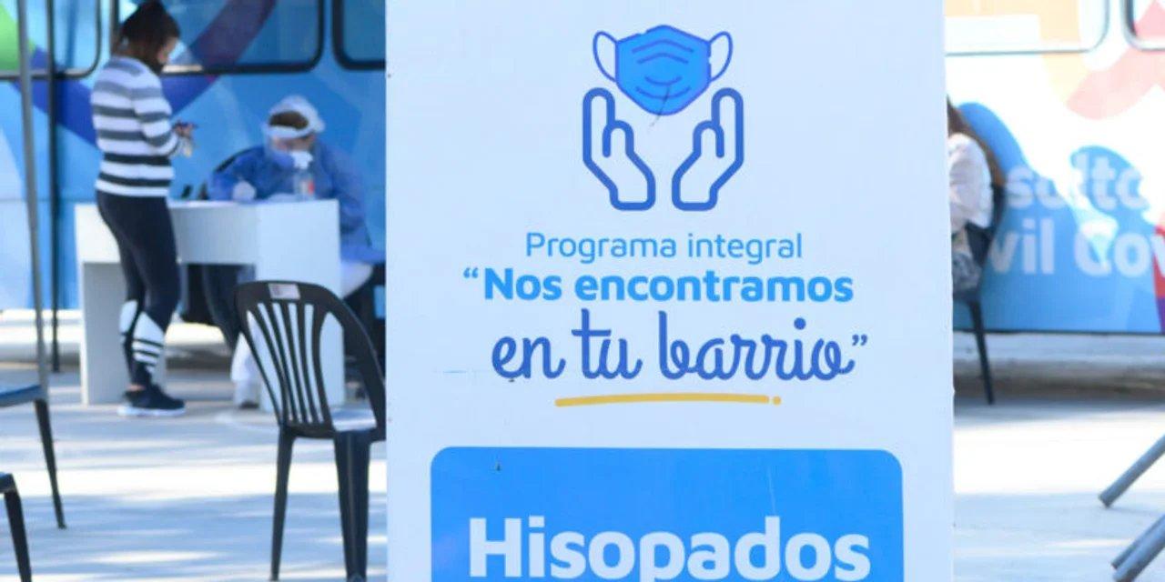 Testeos gratuitos en barrios Don Bosco y Villa Martínez • Canal C