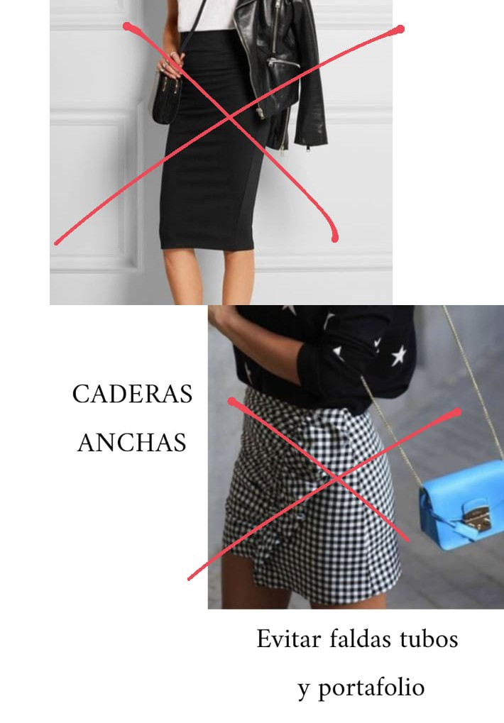 Las caderas no mienten: guía para disimular caderas anchas • Canal C