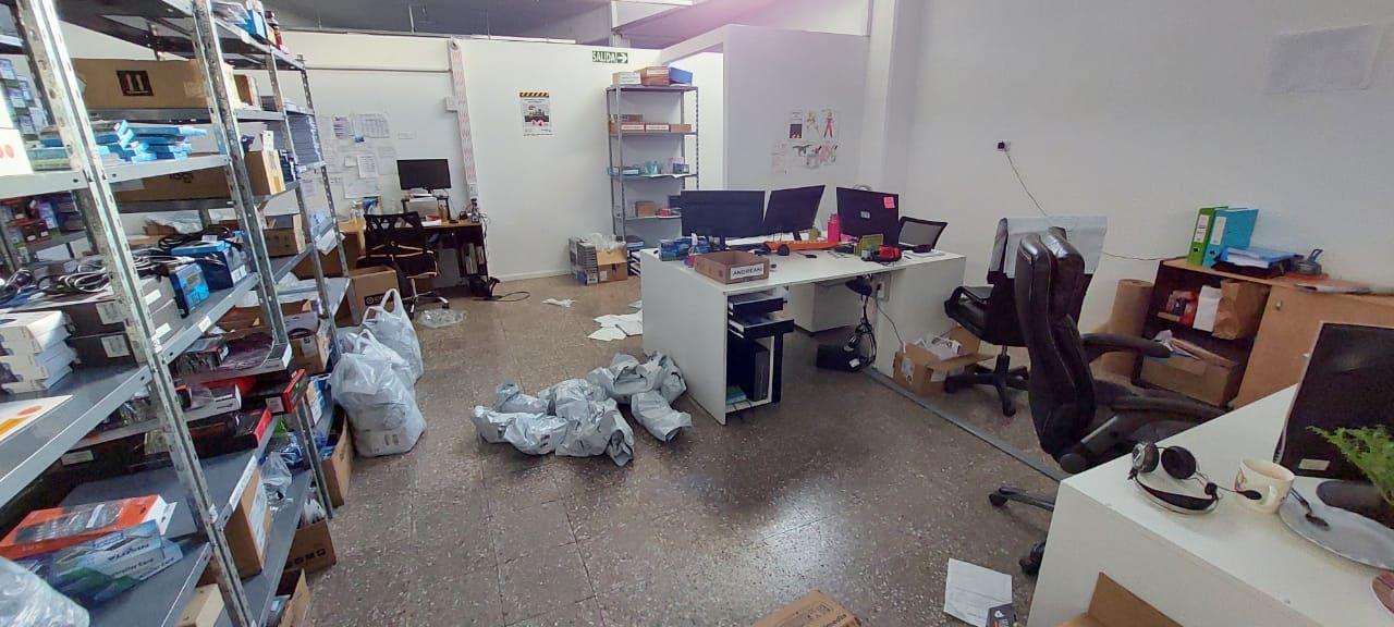 Un local informático sufrió un robo por $9 millones • Canal C