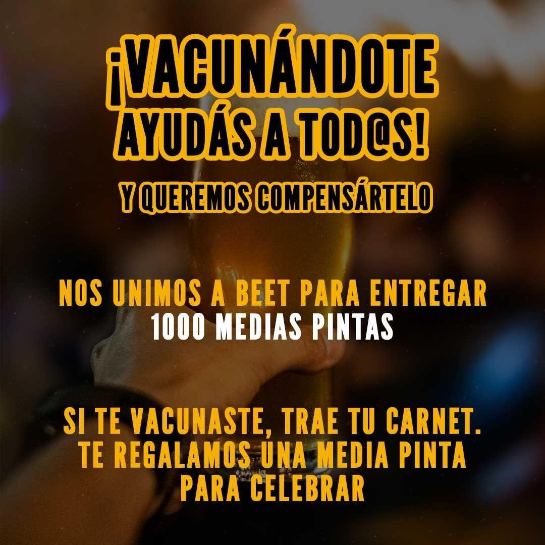 Bar tucumano regala cerveza para incentivar la vacunación • Canal C