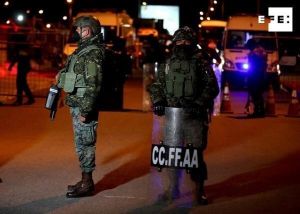 Motines en Ecuador: 21 muertos y 50 heridos • Canal C