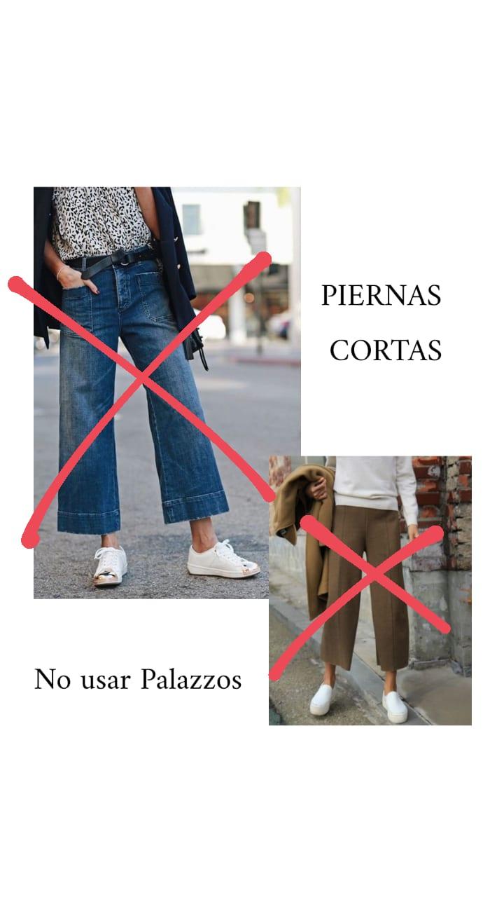 Piernas cortas: ¿cómo estilizarlas? • Canal C