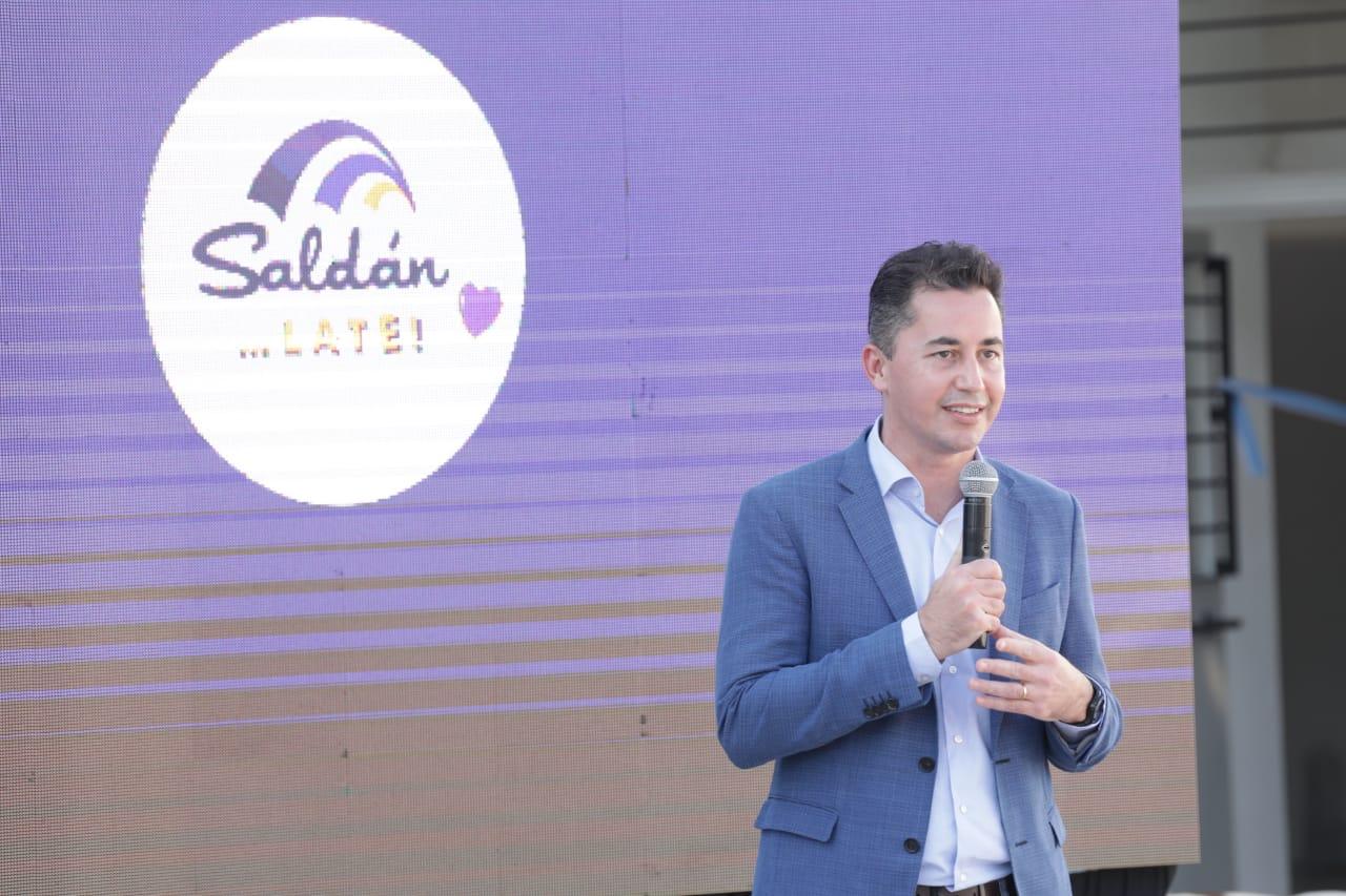 Saldán: Inauguraron un nuevo centro de salud • Canal C