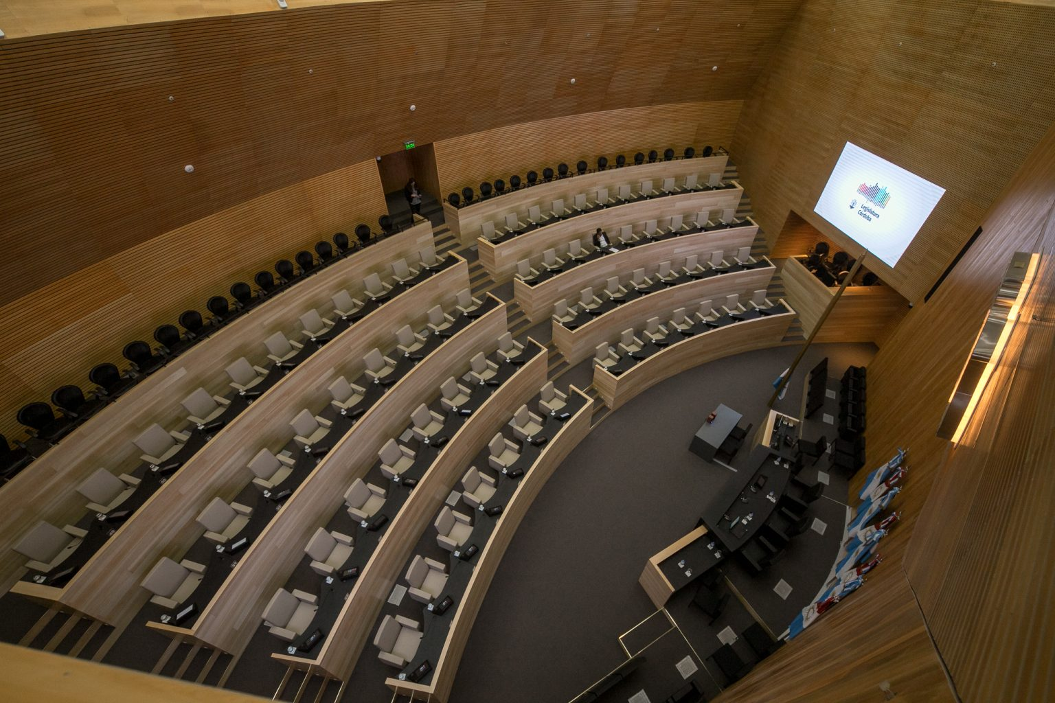 Vuelven las visitas guiadas presenciales a la Legislatura de Córdoba • Canal C