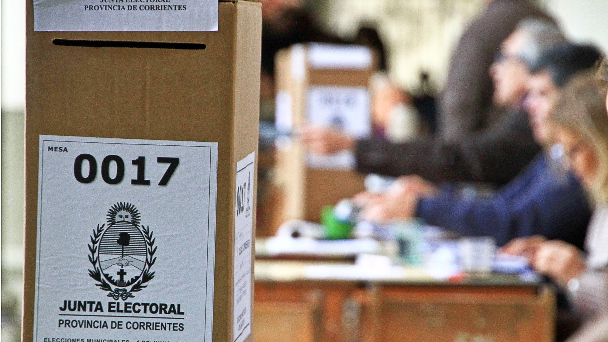 Corrientes elige gobernador • Canal C