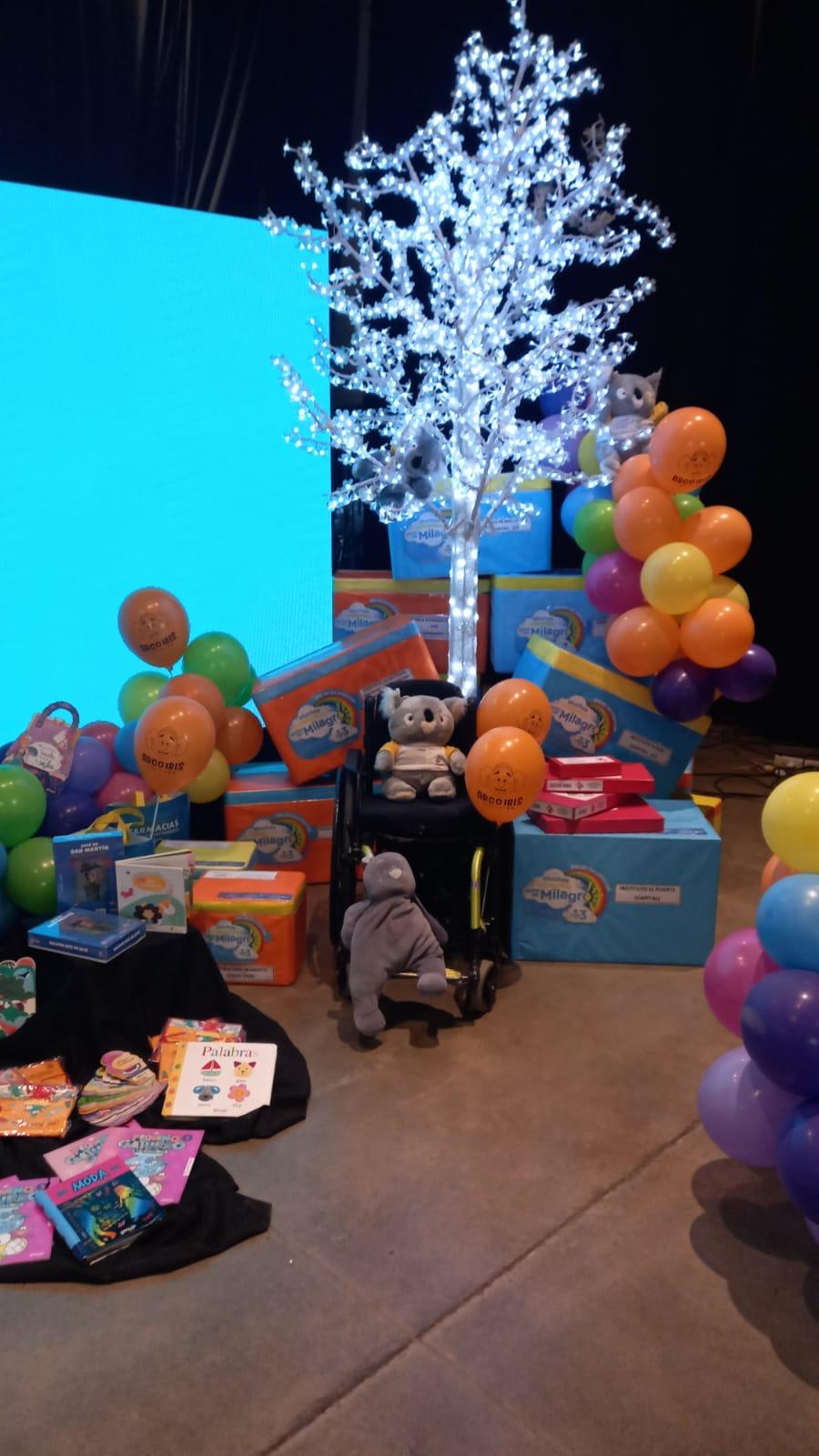 Muchos Milagritos hacen un Milagro celebra el Día de las Infancias y lo vivís por Canal C • Canal C