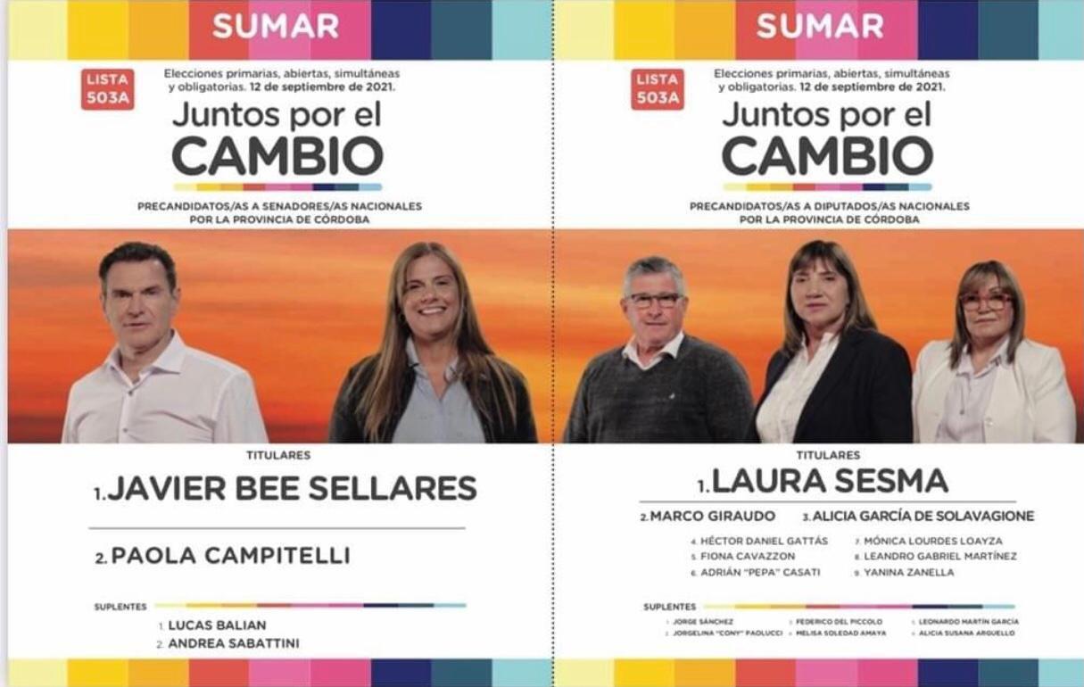 """Bee Sellares: """"Nuestra lista es rica en ciudadanos de Córdoba"""" • Canal C"""