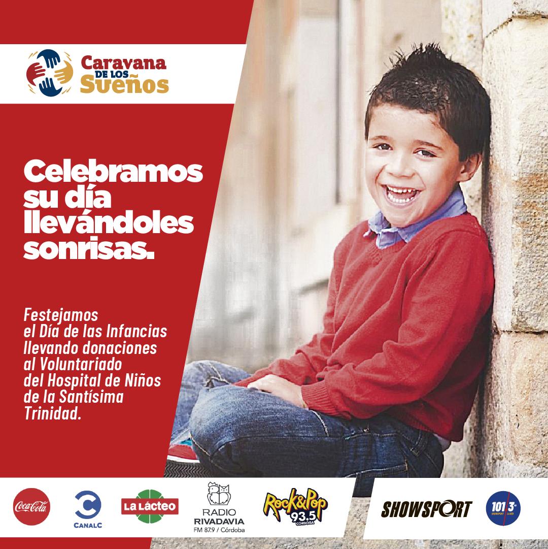 Una Caravana por los sueños, celebrando el Día de las Infancias • Canal C