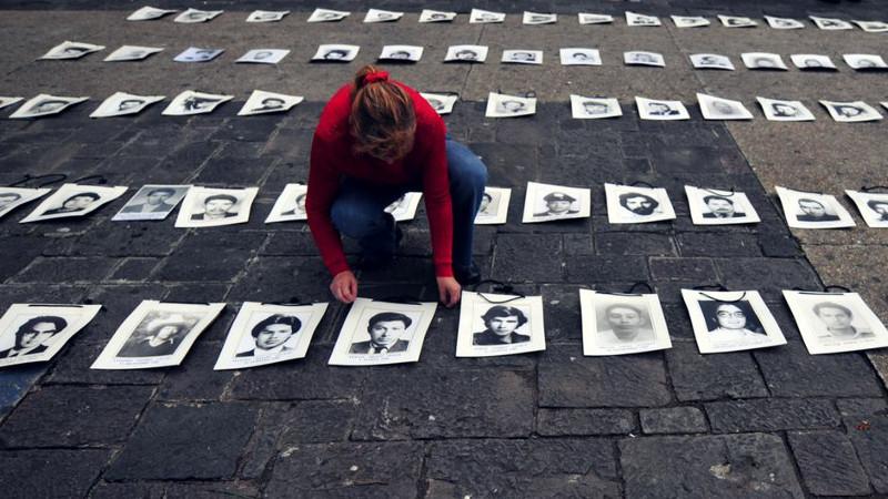 Día de las Víctimas de Desapariciones Forzadas • Canal C